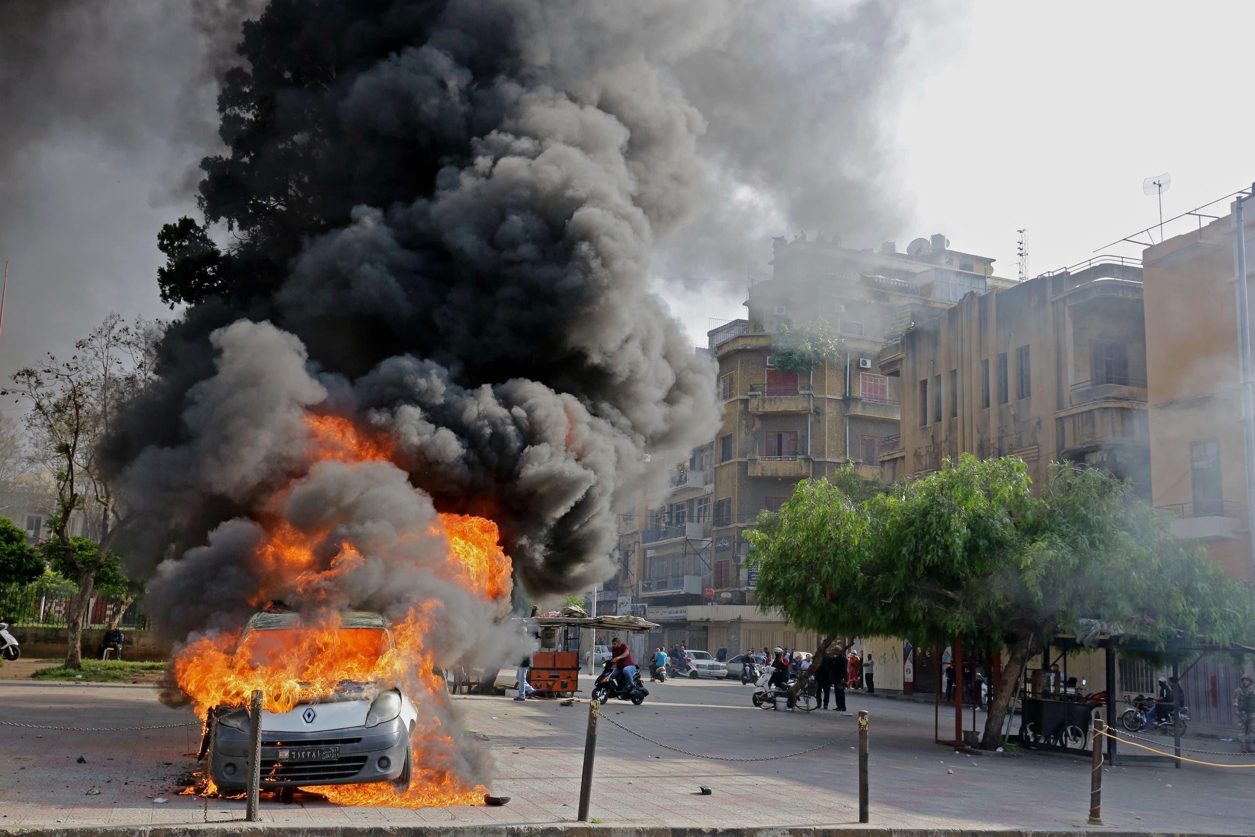 کرونا چگونه باعث شورش نان در لبنان شد؟
