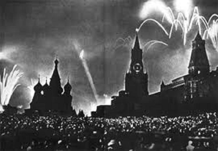 روایتی از «روز پیروزی اروپا» در جنگ جهانی دوم