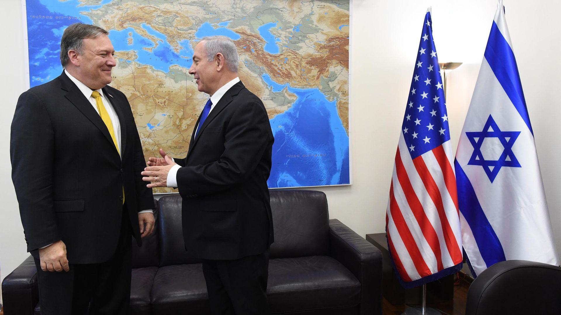 سفر پمپئو به اسرائیل؛ طرح تازهای علیه ایران در راه است؟