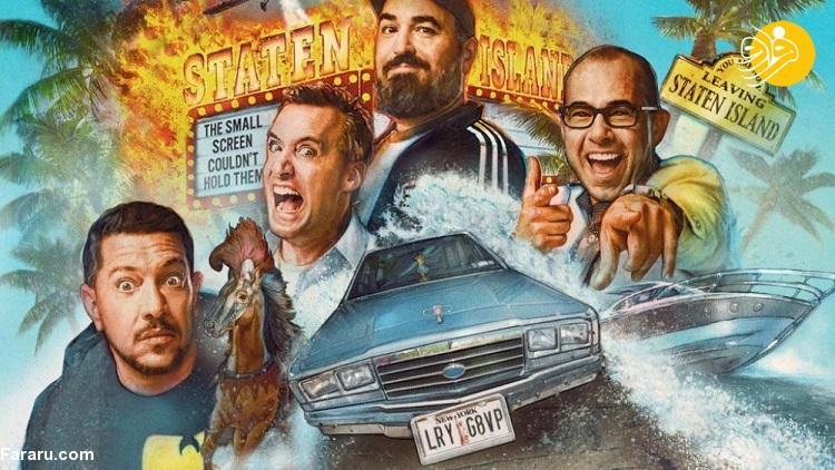 ۱۰ فیلم پرفروش کمدی جهان در یک سال اخیر