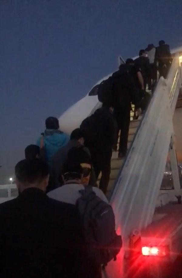 (تصاویر) مقایسه پروازهای داخلی در ترکیه و ایران بعد از کرونا!