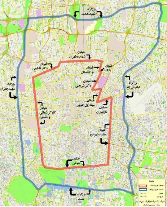 جزئیات طرح ترافیک ۹۹؛ از ساعت طرح تا فهرست کامل تخفیفها