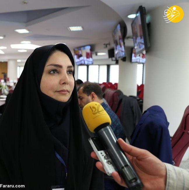 692935 672 - بیوگرافی سیما سادات لاری سخنگوی جدید وزارت بهداشت + عکس