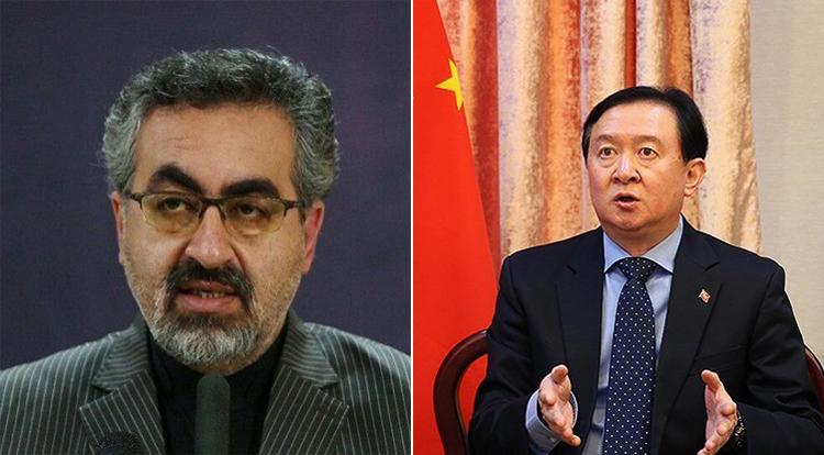 برکناری کیانوش جهانپور؛ تاوان جدال با سفیر چین؟!