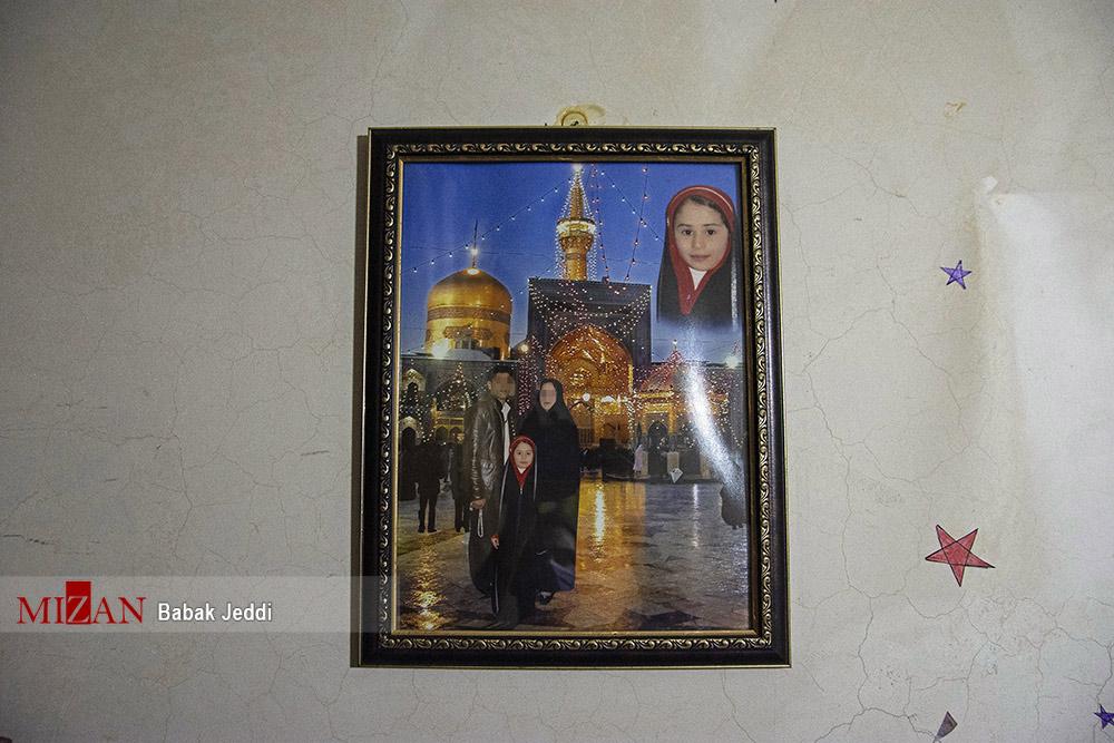 اولین تصاویر از پدر رومینا اشرفی