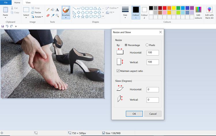 کاهش حجم عکس بدون افت کیفیت
