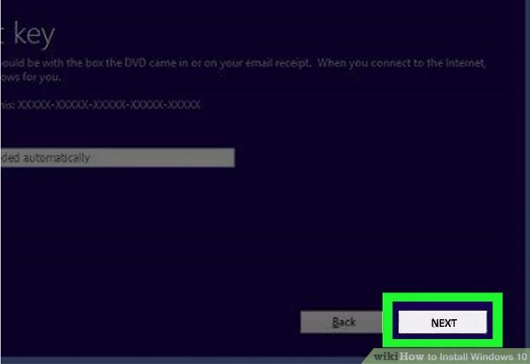 راهنمای گام به گام و تصویری نصب ویندوز 10