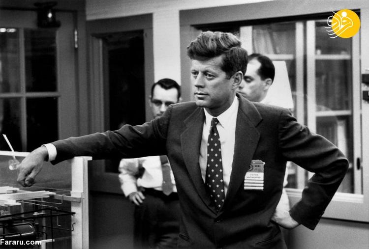 جان اف کندی، قربانی رازهای سر به مهر مانده!