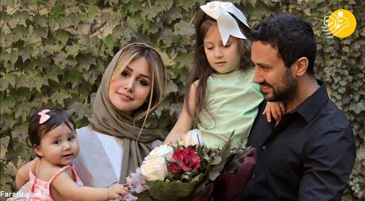 (ویدئو) چرا شاهرخ استخری عکسهای همسرش را منتشر کرد؟