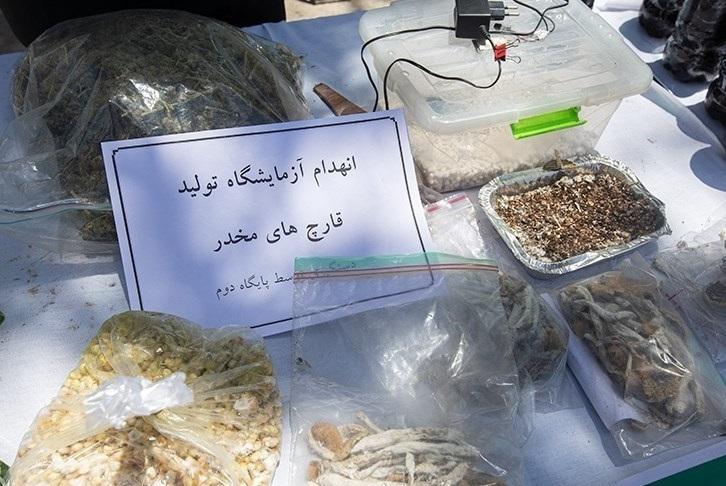 جزئیات کشف یک نوع ماده مخدر جدید در کشور