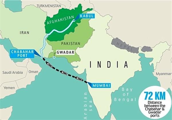 روسیه و هند قرارداد همکاری ایران و چین را چگونه میبینند؟
