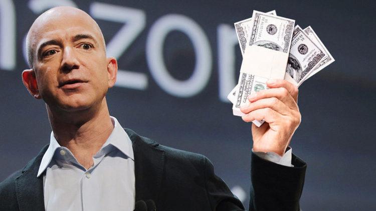 فرارو | ثروت جف بزوس یک روزه ۲۶۰ هزار میلیارد تومان افزایش یافت!
