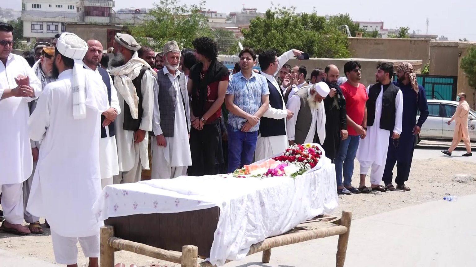 فهیم رحیمی خواننده مشهور افغانستان درگذشت