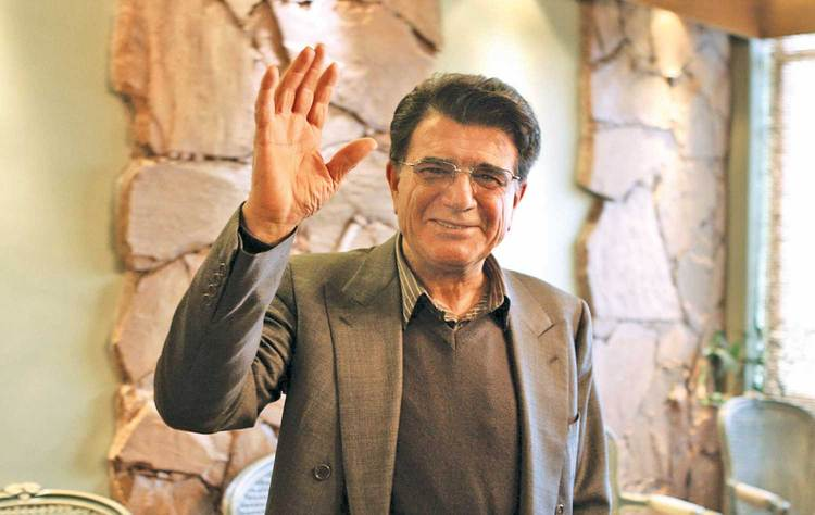محمدرضا شجریان در آستانه ترخیص از بیمارستان