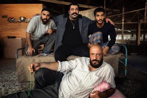 (عکس) بهنام بانی در کنار امیر جعفری و ساعد سهیلی در «گشت ارشاد 3»