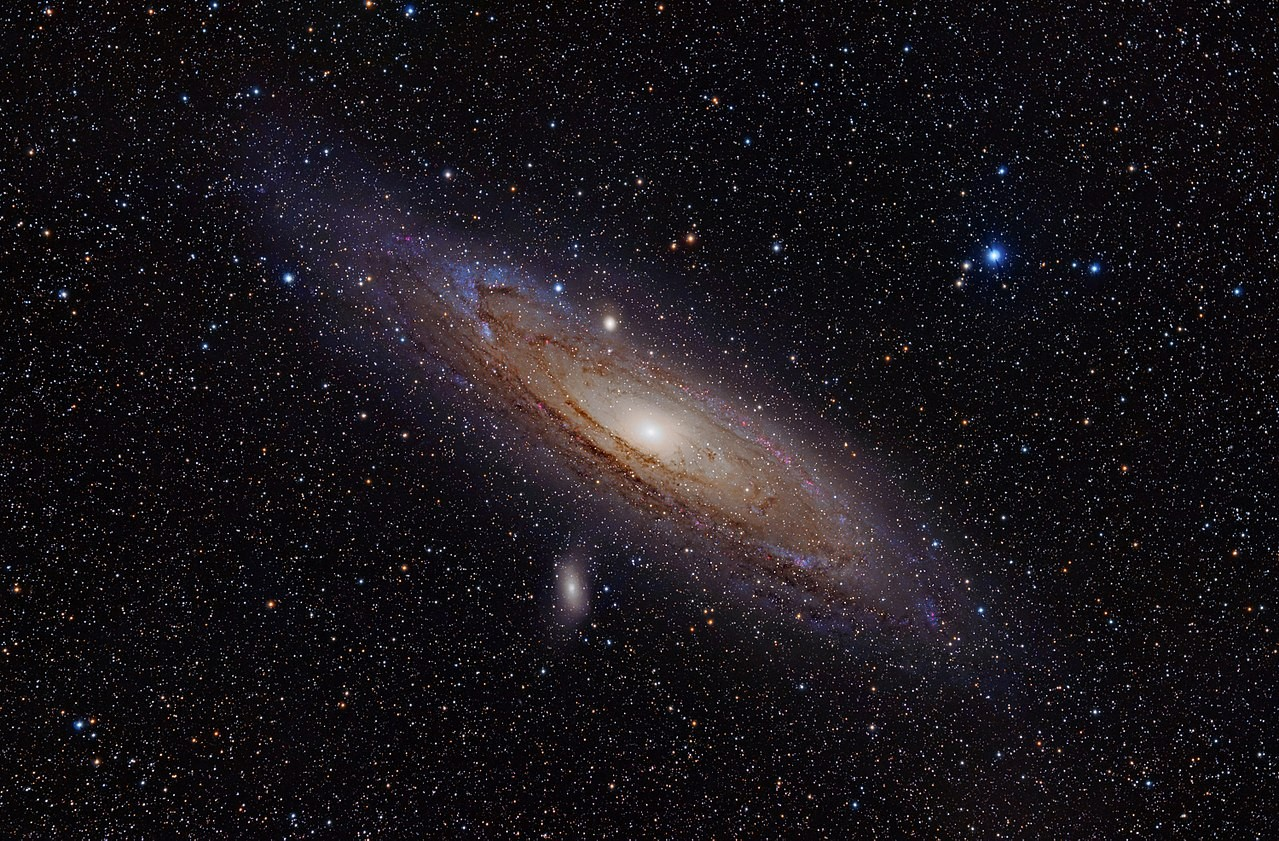 احتمال برخورد کهکشان آندرومدا  با کهکشان راه شیری