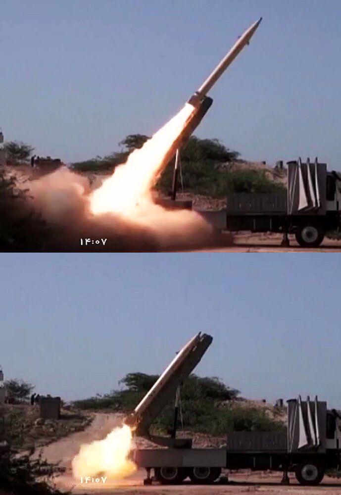 موشک جدید و پرقدرت سپاه را بشناسید