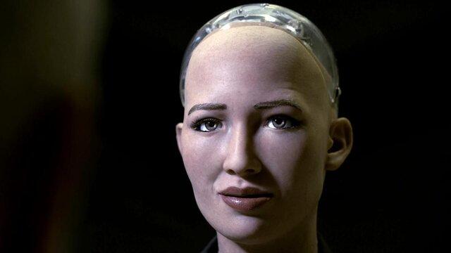 داستان ربات ۳ سالهای که با هوش خود شاید دنیا را تغییر دهد!