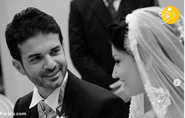 عکسهایی از مراسم ازدواج استراماچونی