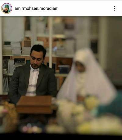 طلاق آناشید حسینی و پسر سفیر