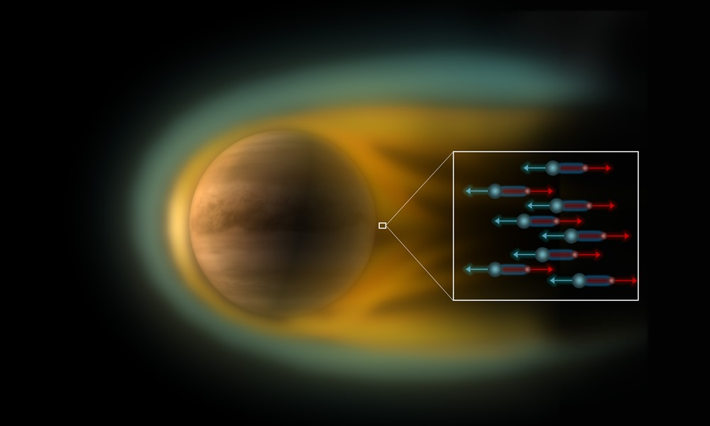 کشف نشانههای دیگری از حیات در سیارهی زهره