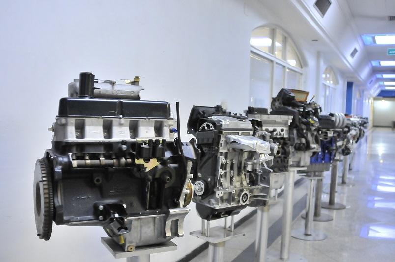 بکارگیری موتور و گیربکسهای جدید در محصولات تولیدی ایران خودرو