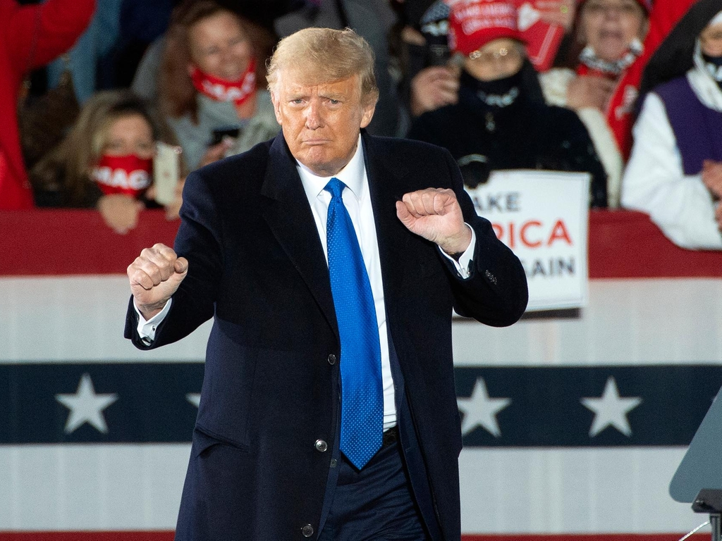 چرا ترامپ در میان مردم فرودست امریکا محبوب شد؟