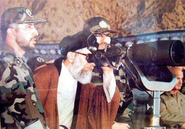 (ویدئو) تیمسار احمدی دادبین از فرماندههان ارتش به دنبال اجاره خانه