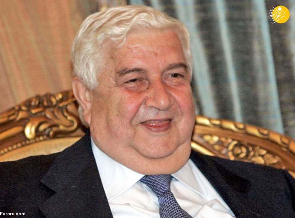 (تصاویر) ولید معلم، وزیر خارجه سوریه درگذشت