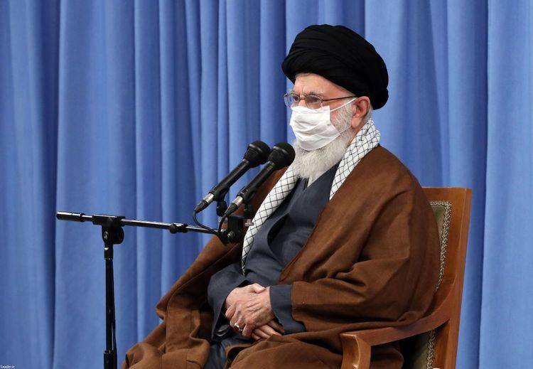 انتقاد صریح رهبری از برخوردهای اخیر با روحانی