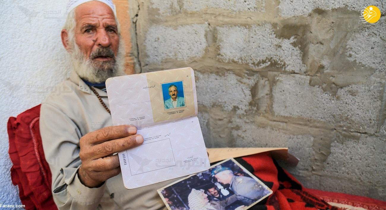 817214 172 - این پیرمرد ساکن غزه ایرانی است؟ + ویدئو