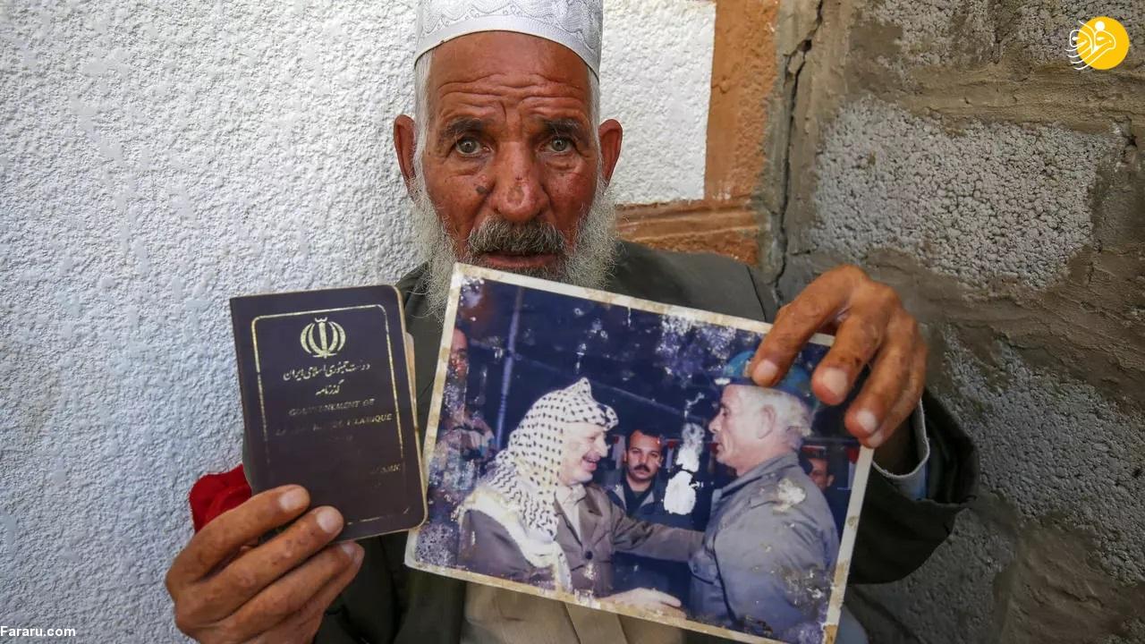 817218 411 - این پیرمرد ساکن غزه ایرانی است؟ + ویدئو