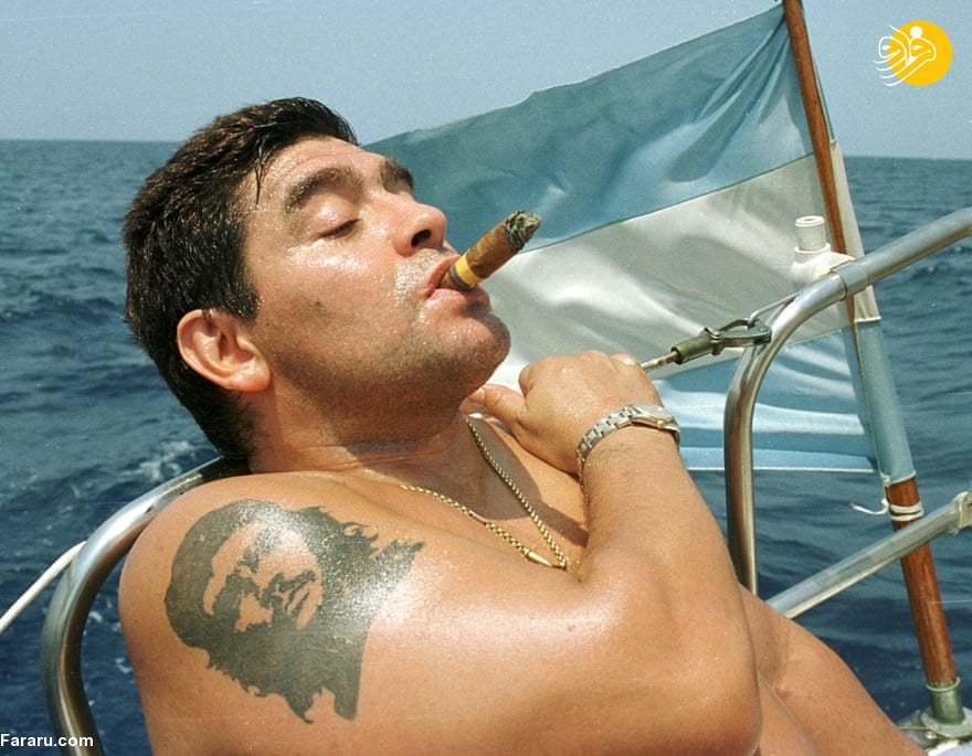 ثروت عجیب و غریب دیگو مارادونا؛ مارادونا چگونه ثروت اش را به باد داد؟!
