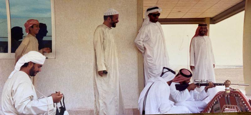 شکار پرنده کمیاب برای افزایش قدرت جنسی شیوخ امارات!