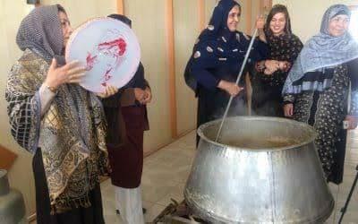 جشن نوروز در افغانستان چگونه برگزار مي شود؟