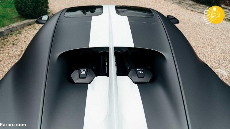 900434 382 - انتشار تصاویر جدیدترین مدلهای بوگاتی شیرون در پاریس