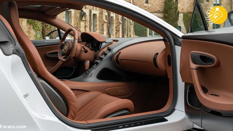 900453 469 - انتشار تصاویر جدیدترین مدلهای بوگاتی شیرون در پاریس
