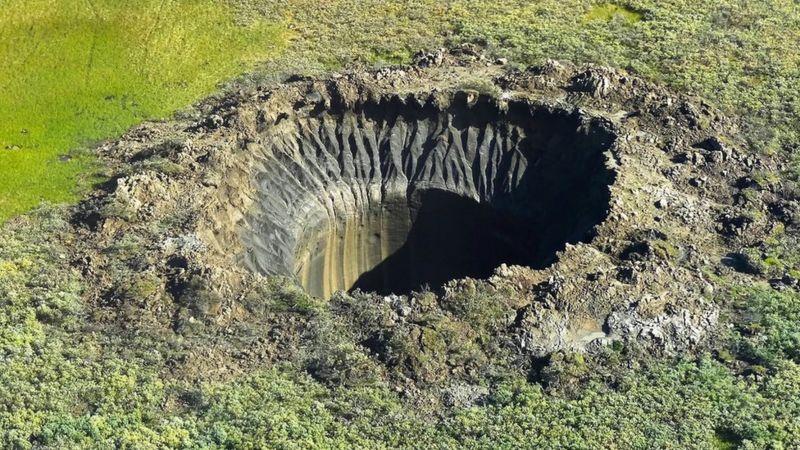 901383 669 - راز حفرههای انفجاری سیبری چیست؟