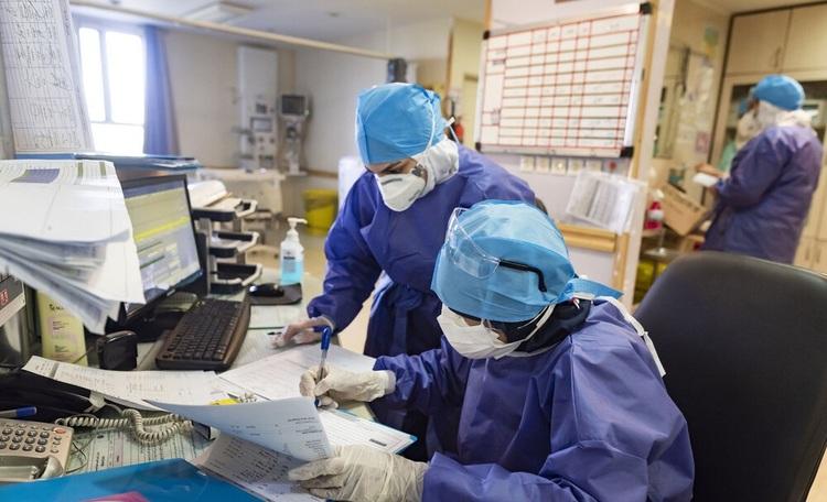 هجوم بیماران کرونایی به بیمارستانها؛ در تهران روزانه ۱۰۰۰نفر بستری میشوند
