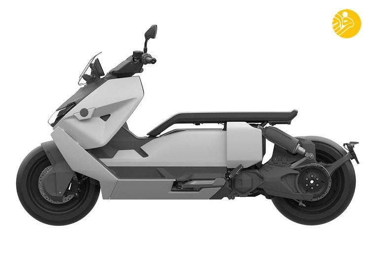 905301 770 - (تصاویر)موتورسیکلت مفهومی BMW به بازار می آید