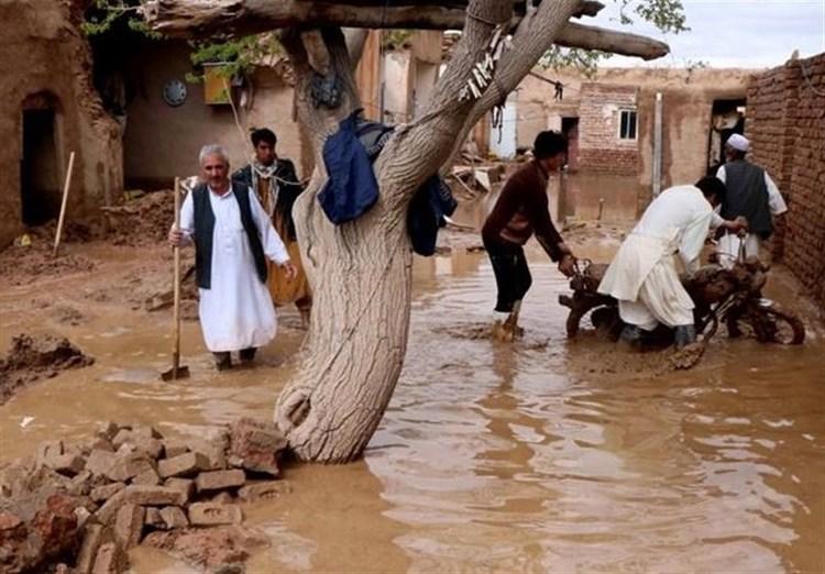 56 کشته در سیلابهای اخیر افغانستان