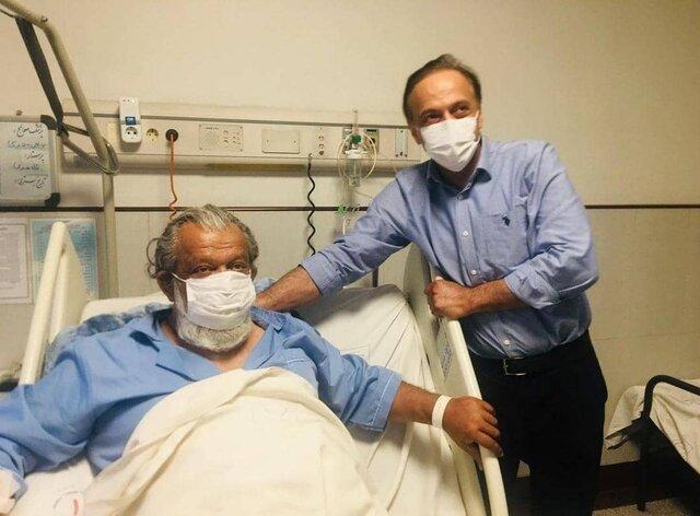 حادثه برای حسن پورشیرازی