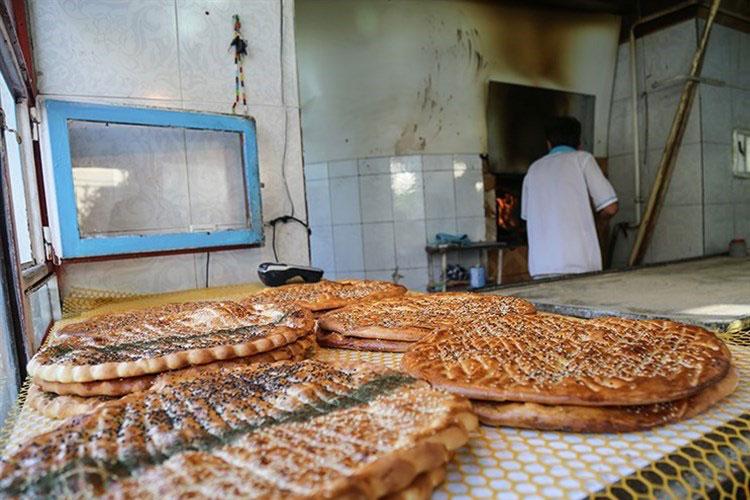 روغن و نان گران شد