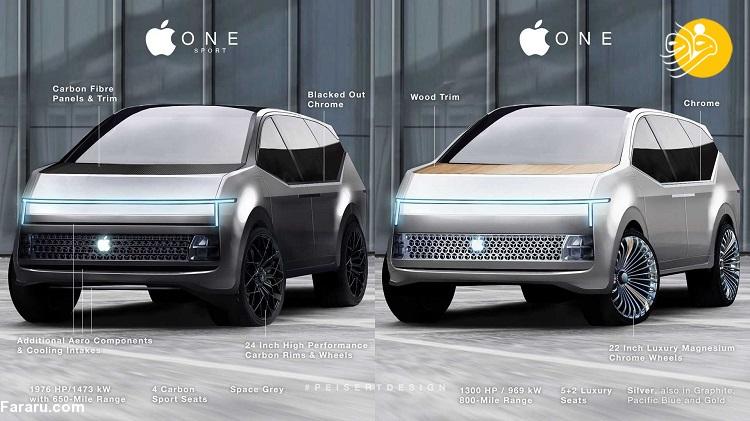 تصاویر باورنکردنی از اولین خودروی اپل