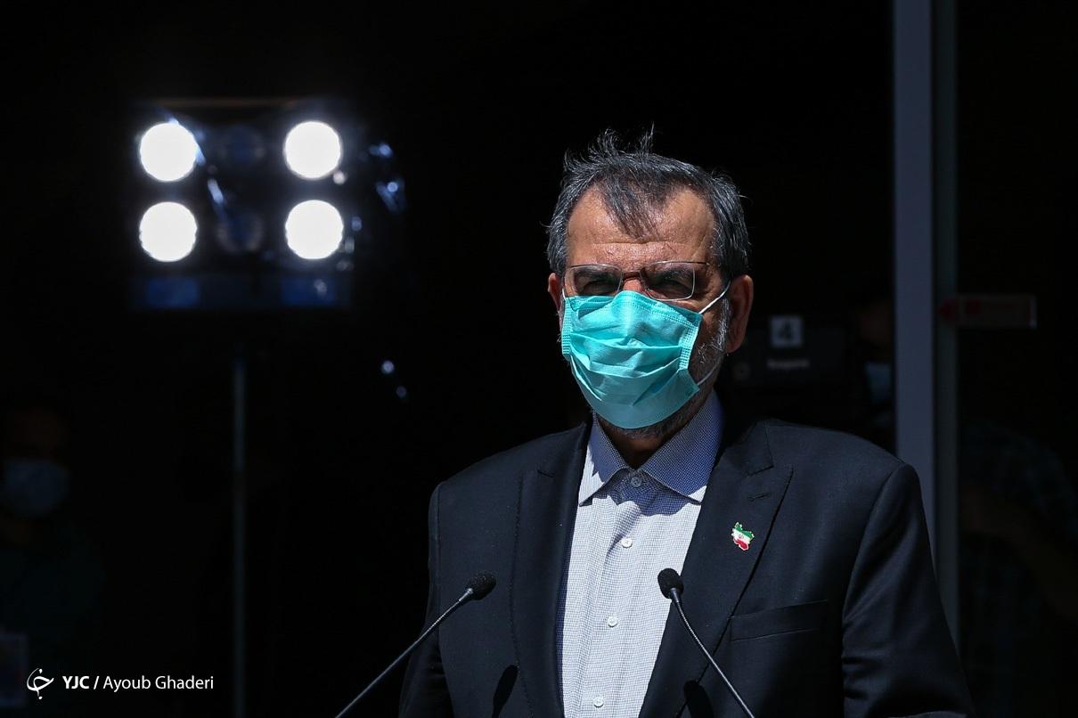 (تصاویر) چهره متفاوت محسن رضایی
