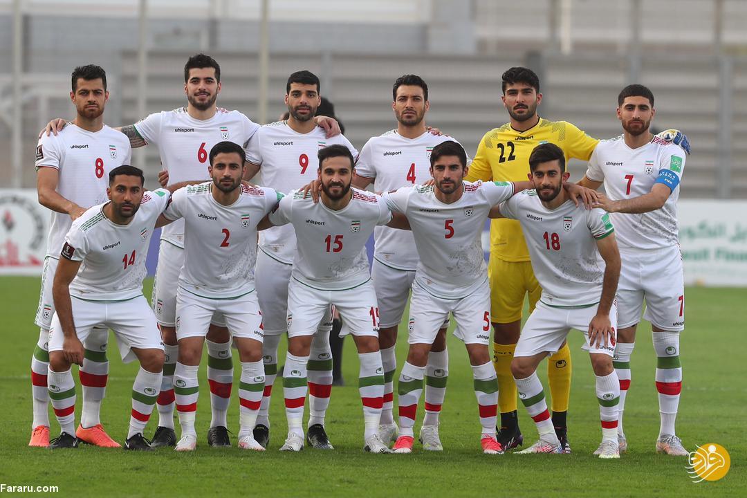(ویدیو) خلاصه بازی کامبوج 0 - 10 ایران 21 خرداد 00