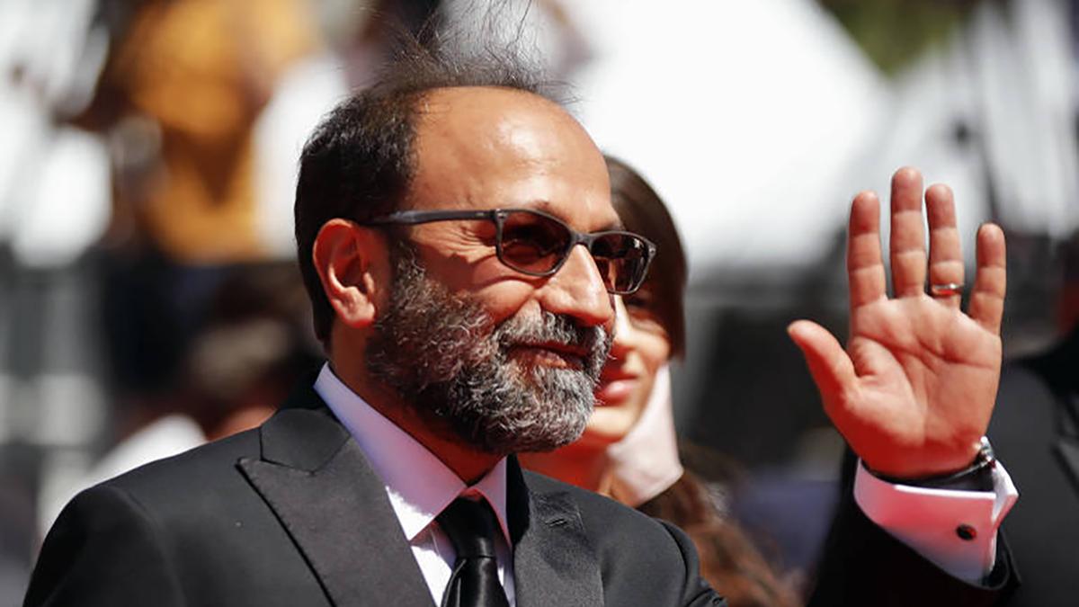 فوتوکال فیلم قهرمان اصغر فرهادی در جشنواره کن