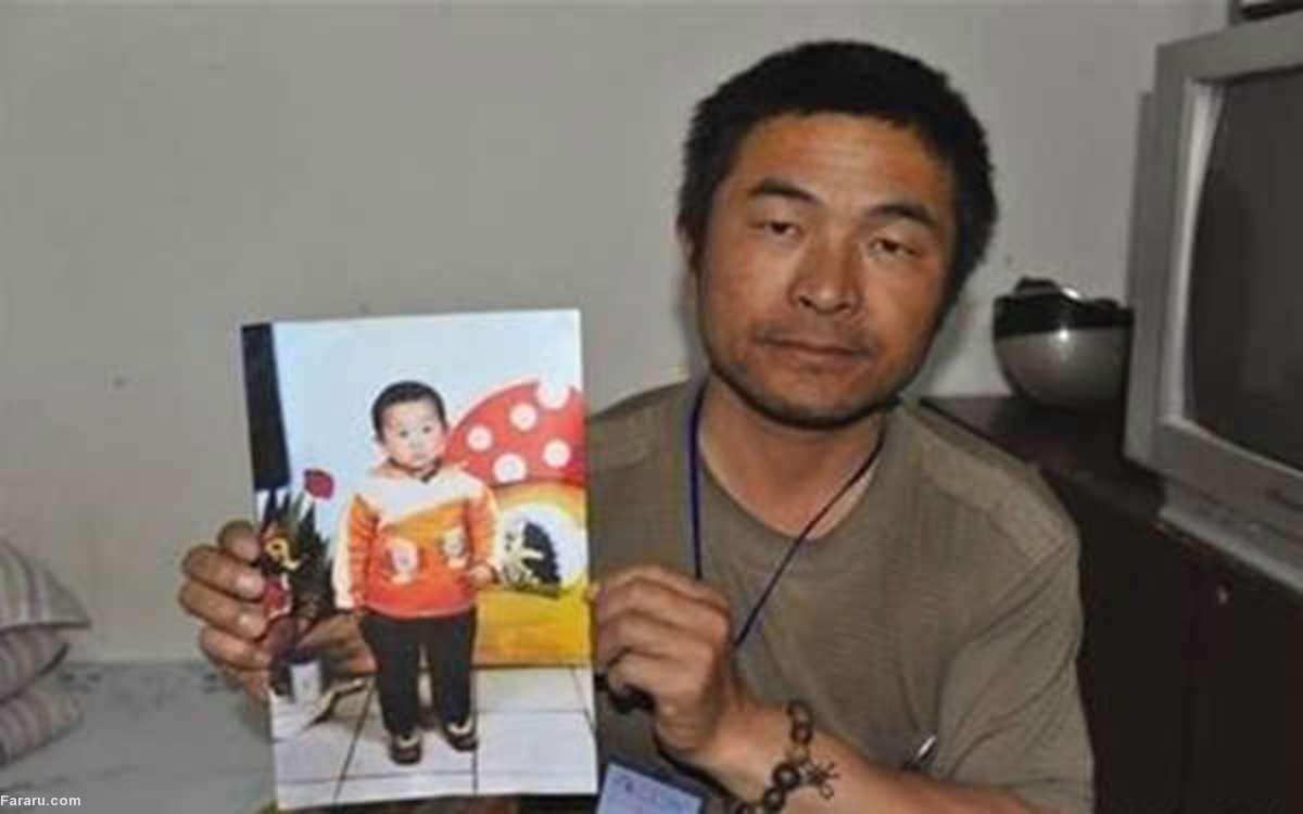 (ویدئو) ۲۴ سال تلاش در جستجوی فرزند گمشده!