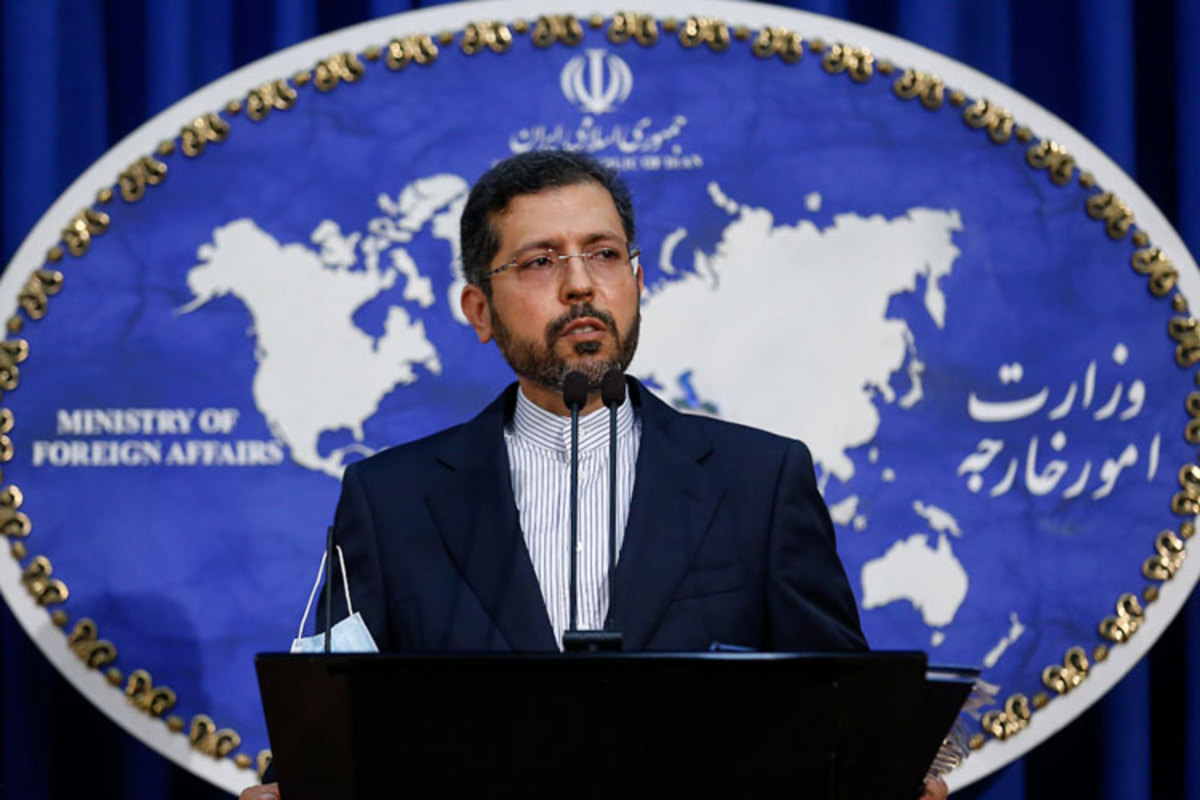 واکنش ایران به اتهام تلاش برای ربودن مسیح علینژاد