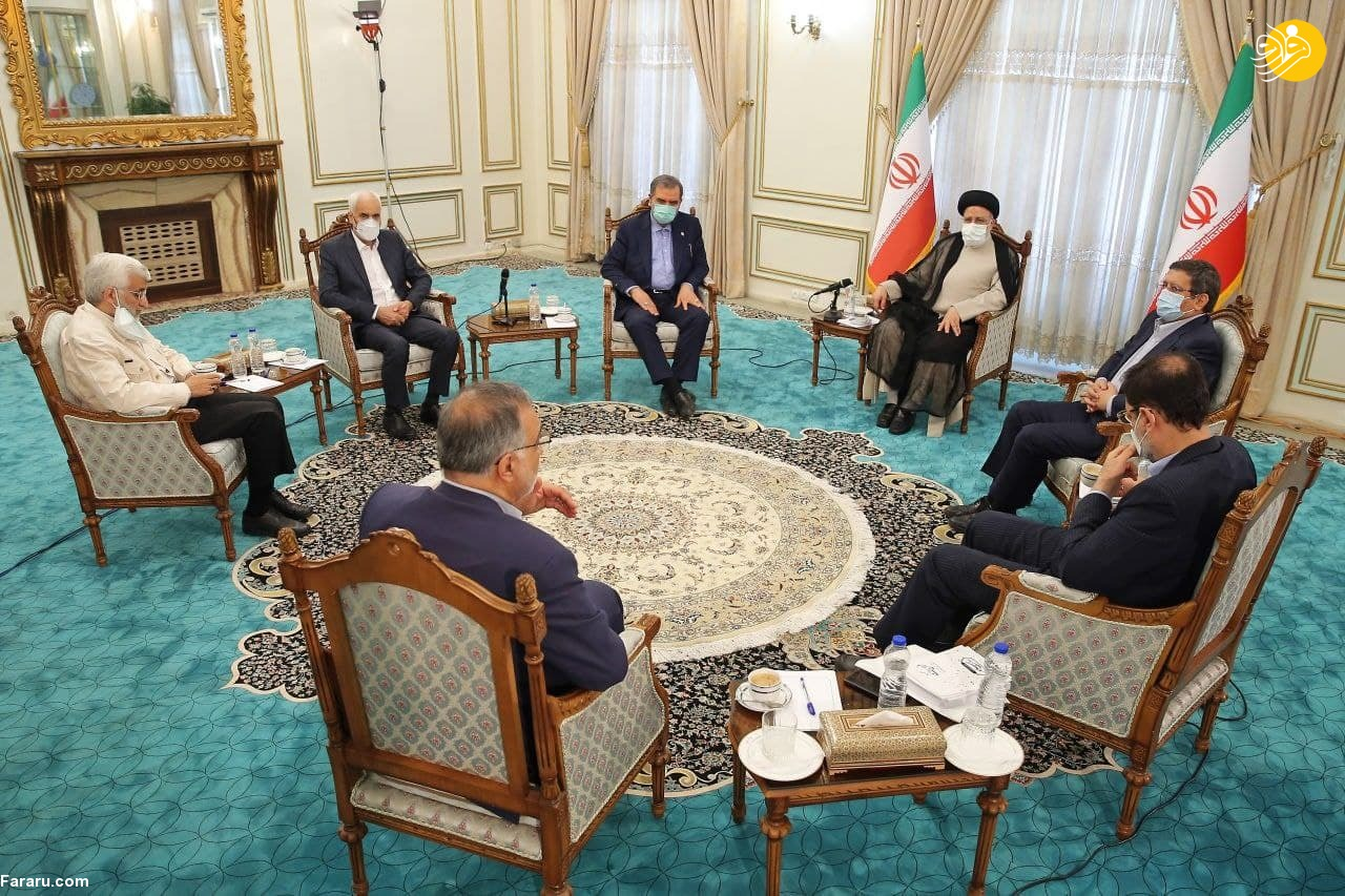جزئیات دیدار رئیسی با ۶ کاندید انتخابات ۱۴۰۰
